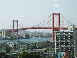 北九州若戸大橋