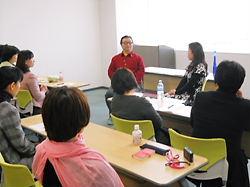 北九州講演会・参加者とのセッション