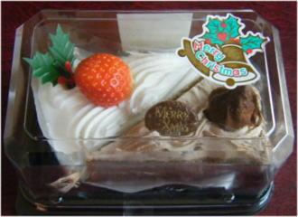 クリスマス・ケーキ♪