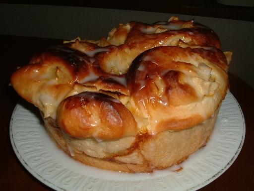 りんごパン2