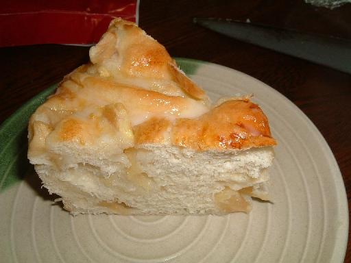 りんごパン3