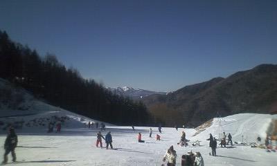 丸沼スキー場