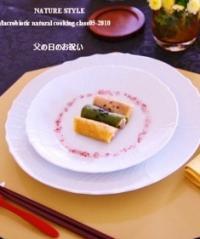 ソイチーズのパテ胡麻クレープ包み (400x287)