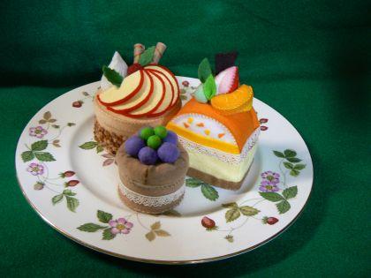 おケーキ②