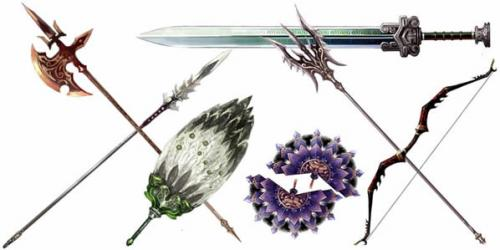 SEKIHEKI 武器