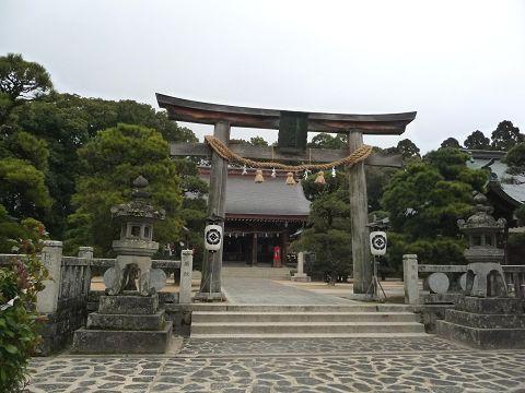 松蔭神社09.1.25-2