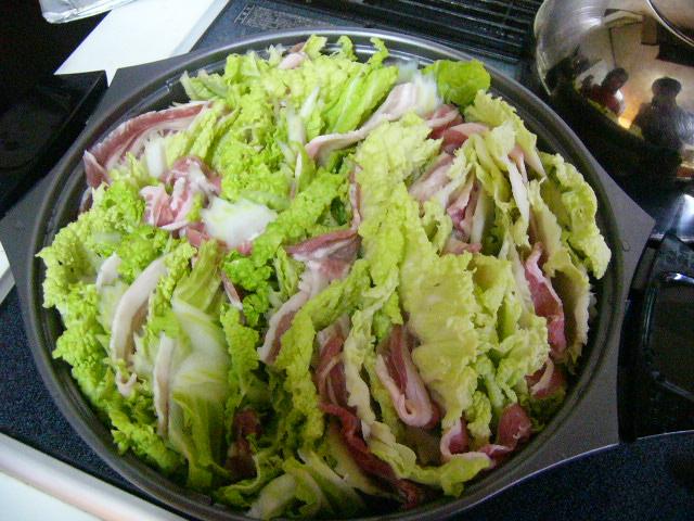 白菜料理1