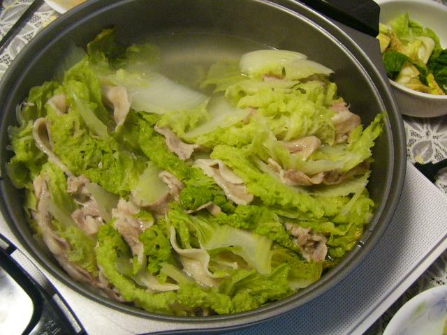 白菜料理2