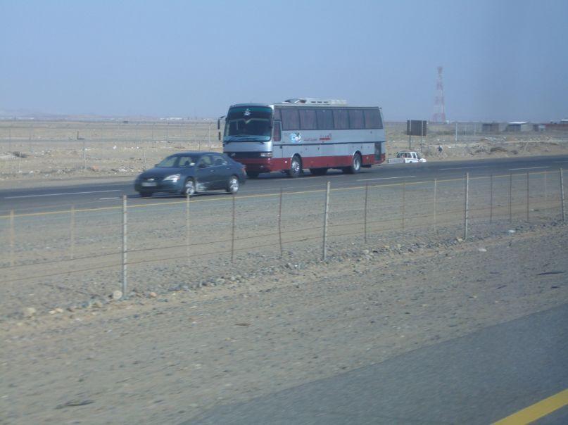 サウジアラビアの高速道路