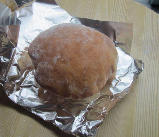 自作ピタパン