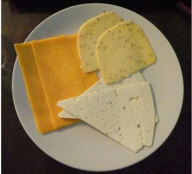 チーズ チェダー ゴーダクミン エジプト