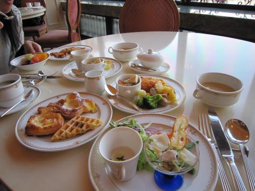 ベッラ朝食②