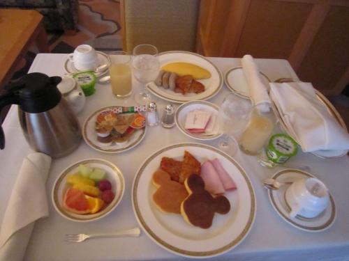 アンバ朝食?