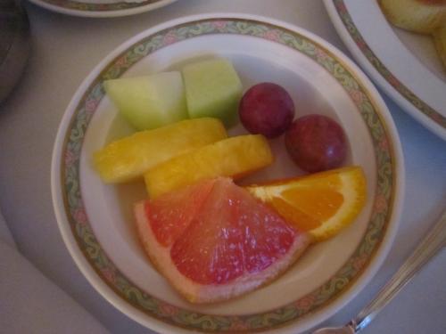 アンバ朝食③