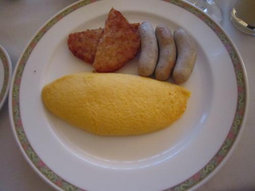 アンバ朝食④