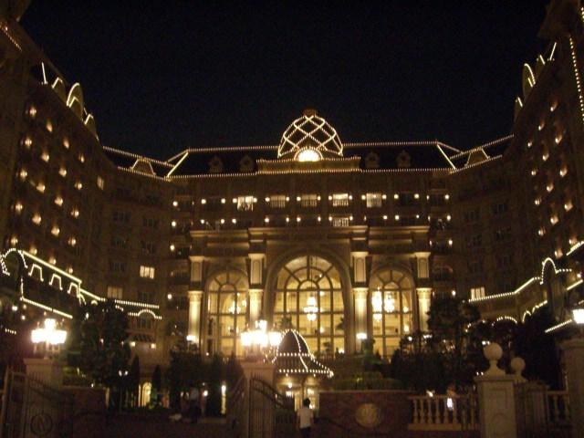 ホテル夜①