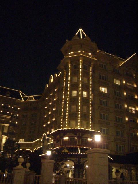 ホテル夜②