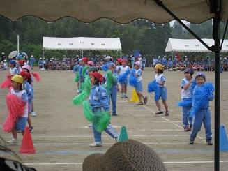 運動会ダンス