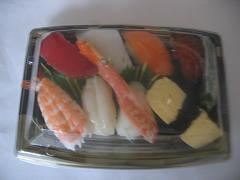 お寿司入賞