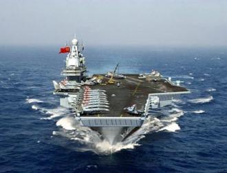 中國未來航母想象圖