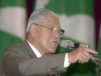 李登輝2003.03.15