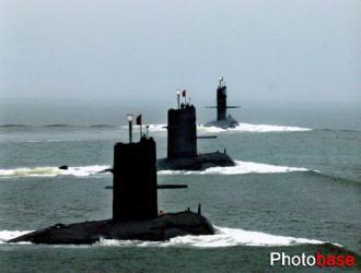 中国海#20891;能#22815;#21457;射重型反潜和反#33328;#40060;雷的核潜艇#30830;是中国海#20891;的重量#32423;武器