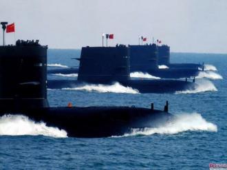 中國海軍宋級潛艇編隊