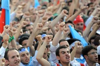 土耳其萬人示威 聲援新疆維吾爾族
