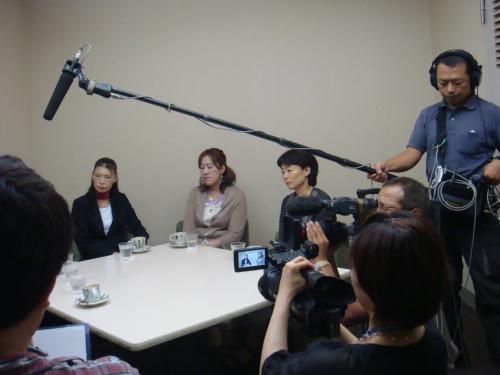 100903 NHK撮影2