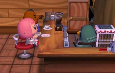 リセットさんとコーヒー