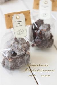 アーモンドとチョコクッキーm