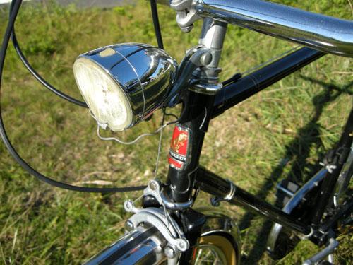 自転車 ライト クラシック
