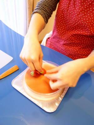 イチゴのムース3・5・2