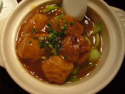 上海料理♪