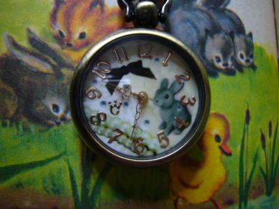 懐中時計♪