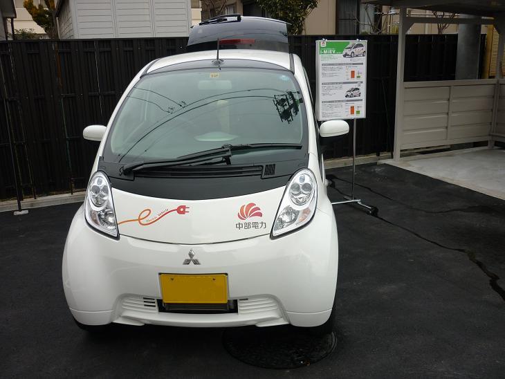 2011.02.0506 完成見学会 中部電力エコカー