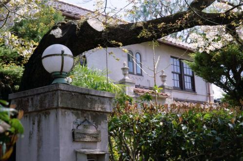 駒井邸宅1