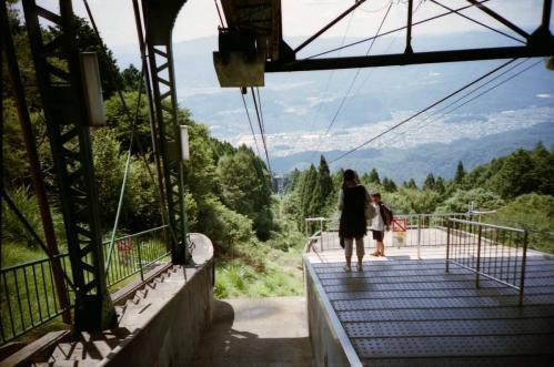 叡山ロープウェイ 比叡山山頂