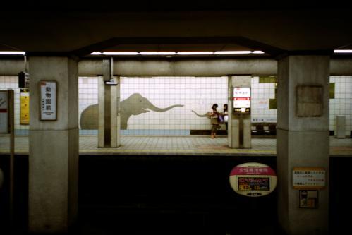 動物園前駅