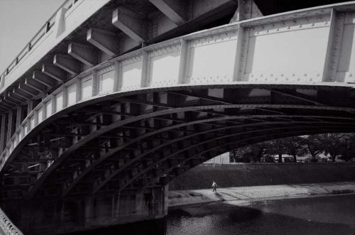 橋のある光景