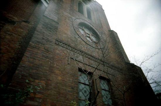 日本聖公会京都教区聖アグネス教会