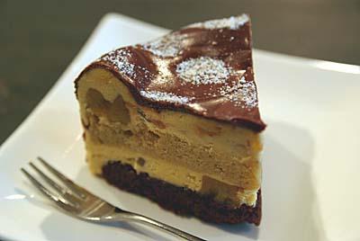 Patisserie chouette/パティスリー・シュゥエト さつまいものケーキ