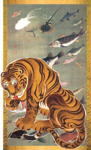 2010 寅とら虎 年賀