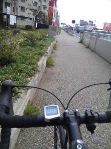 自転車ゾーン