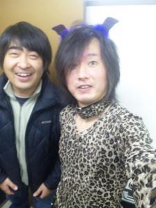 田中さんとMASA