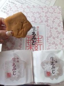 20090729111049もみじ饅頭