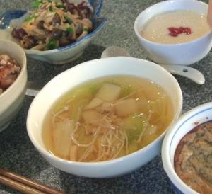 貝柱スープ