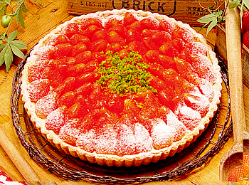 イチゴのタルト松崎弘和グルメ