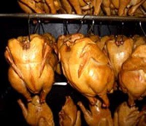 川俣軍鶏燻製松崎弘和グルメ