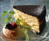 黒いチーズケーキ2松崎弘和グルメ